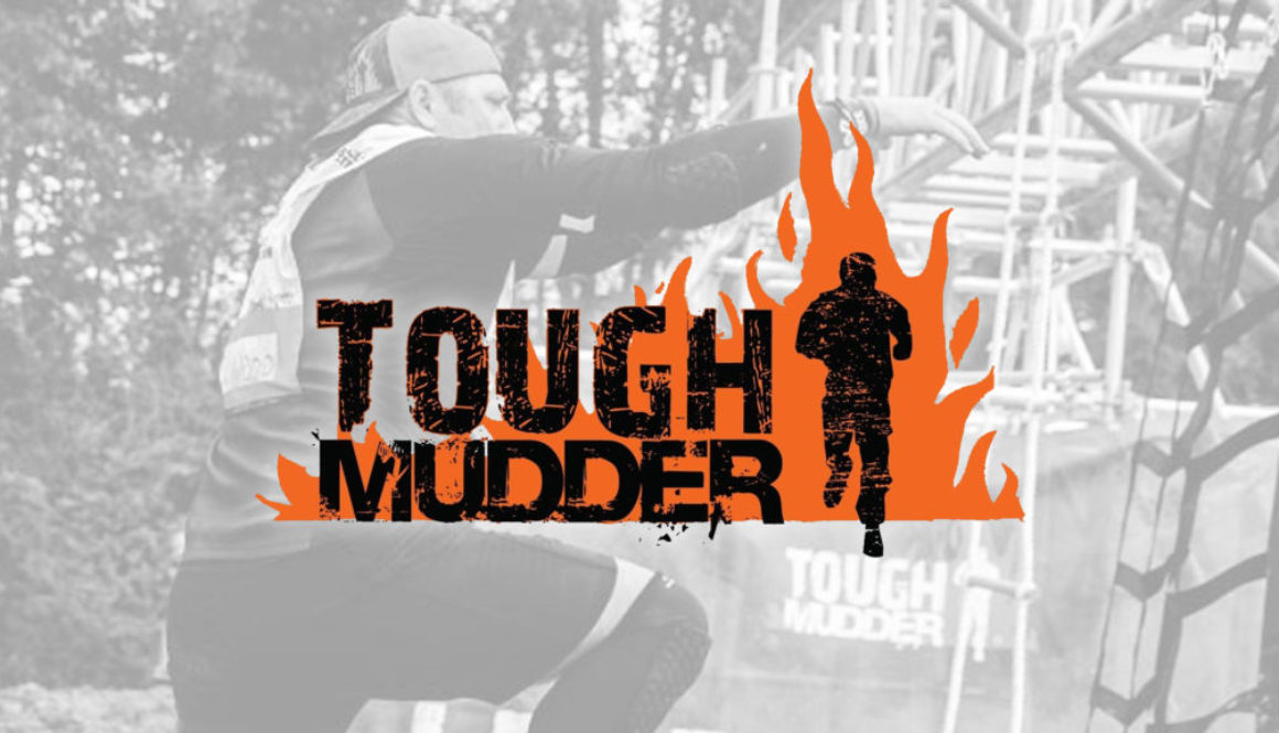Tough Mudder Banner - Picture of Participant