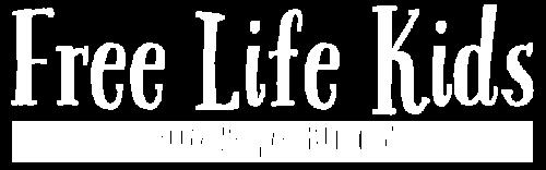 Free Life Kids - Little People, Big God Banner