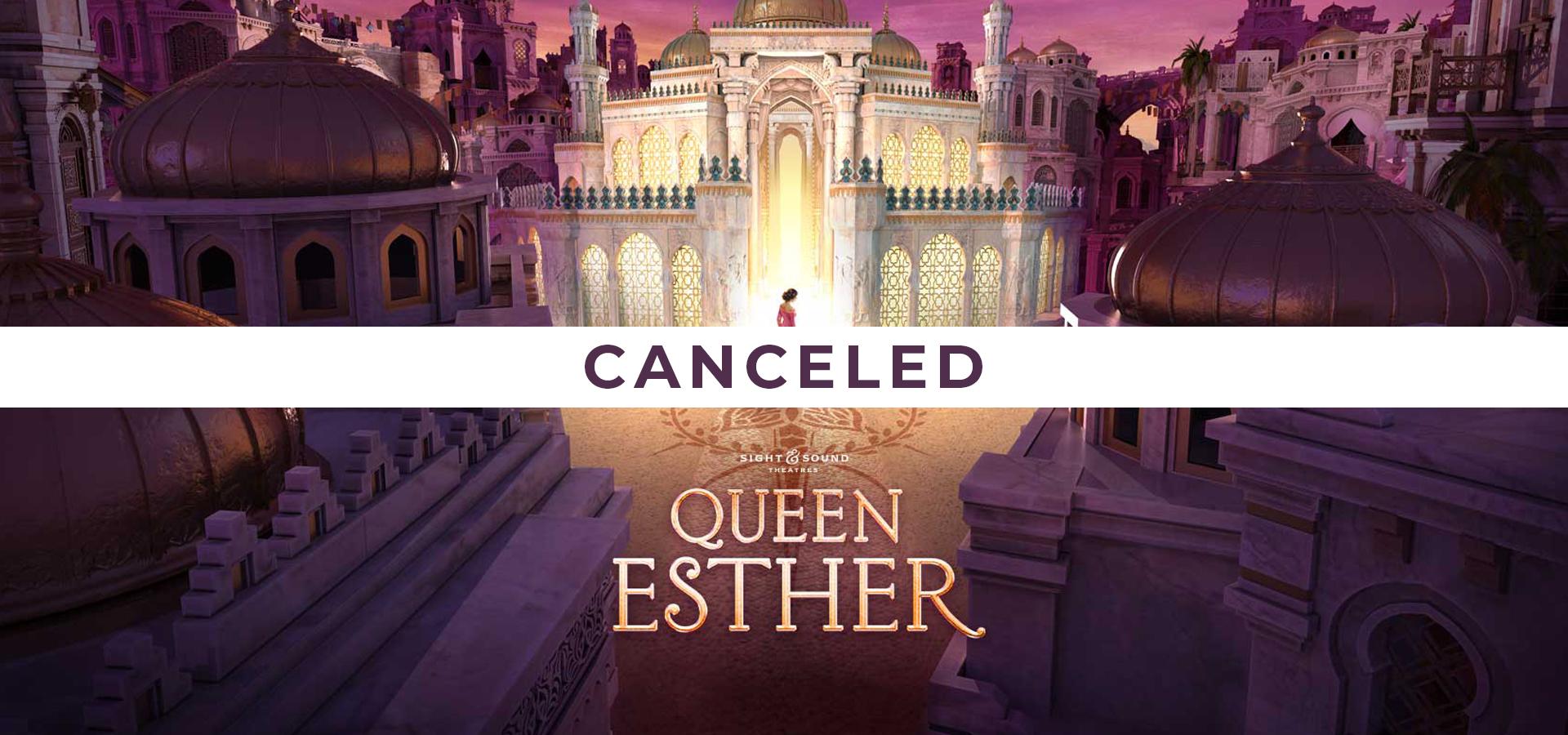 EstherCanceled