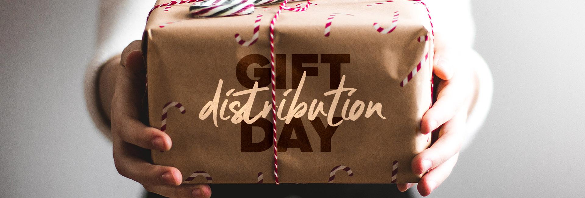 Gift Distribution Day Web